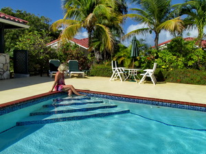 Villa vacation rentals at Harbour Club Villas Turks and Caicos Islands