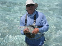 Bonefish charters and packages with Harbour Club Villas in the Turks and Caicos Islands