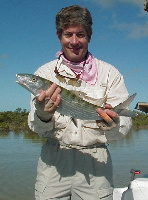 Large bonefish